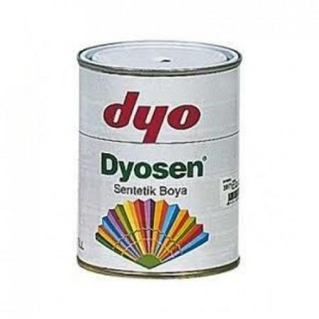 Dyosen - Синтетическая краска на алкидной основе(белая)