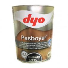 Pasboyar Hammer - Алкидная эмаль  3 в 1 по ржавчине с молотковым эффектом