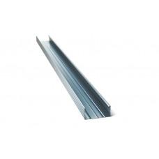 Профиль потолочный Сиал ПП 60х27х0,5 мм 3000 мм