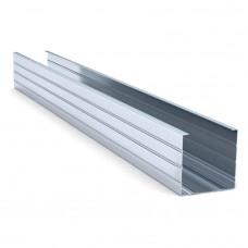 Профиль стоечный Сиал ПС-2 50х50х3000 мм