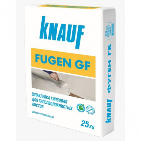 Шпатлевка гипсовая Knauf Фуген серая