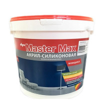 Master Max КМ0 акрил-силиконовая не горючая краска