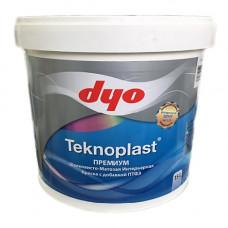 Teknoplast - Интерьерная водоэмульсионная тефлоновая шелковисто-матовая краска (для медицинских учреждений)