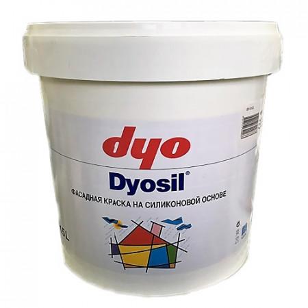 Dyosil - Фасадная водоэмульсионная силиконовая краска