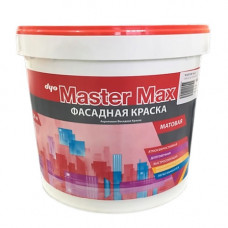 Master max - Фасадная акриловая водоэмульсионная краска