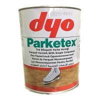 Parketex - Лак паркетный полу-матовый