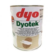 Dyotek- Интерьерная краска для поверхностей, покрытых пятнами и копотью