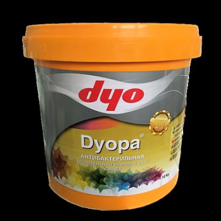 """DYOPA """"Интерьерные Краски  Антибактериальная высокоэффективная"""""""
